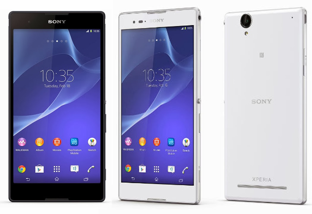 Sony Xperia T2 Ultra dual Pic