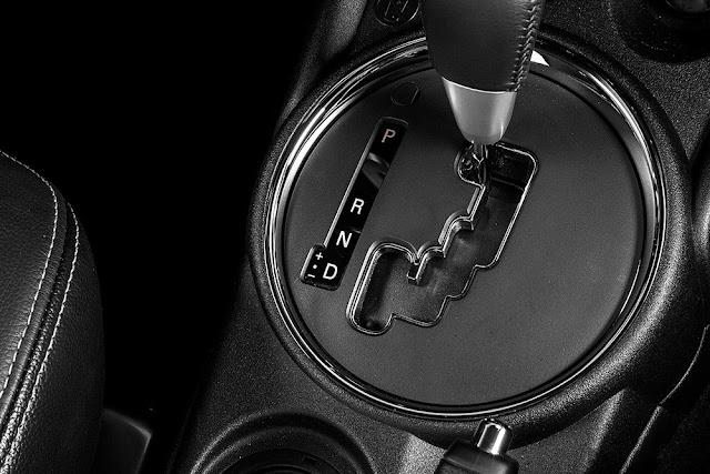 Hộp số INVECS trên xe Mitsubishi Outlander Sport