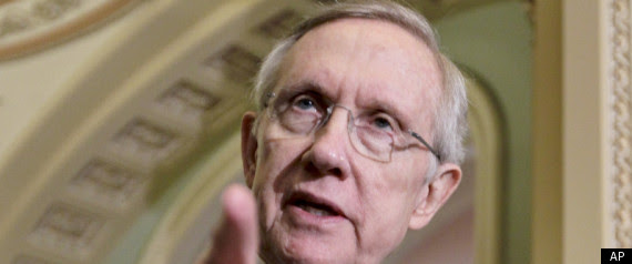 Harry Reid Will Ask Obama To Recess Appoint All Nominees If GOP Delays Continue