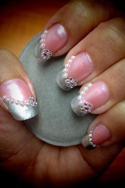 classy nail design - pccala