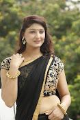 Sagarika glamorous photos in saree-thumbnail-15