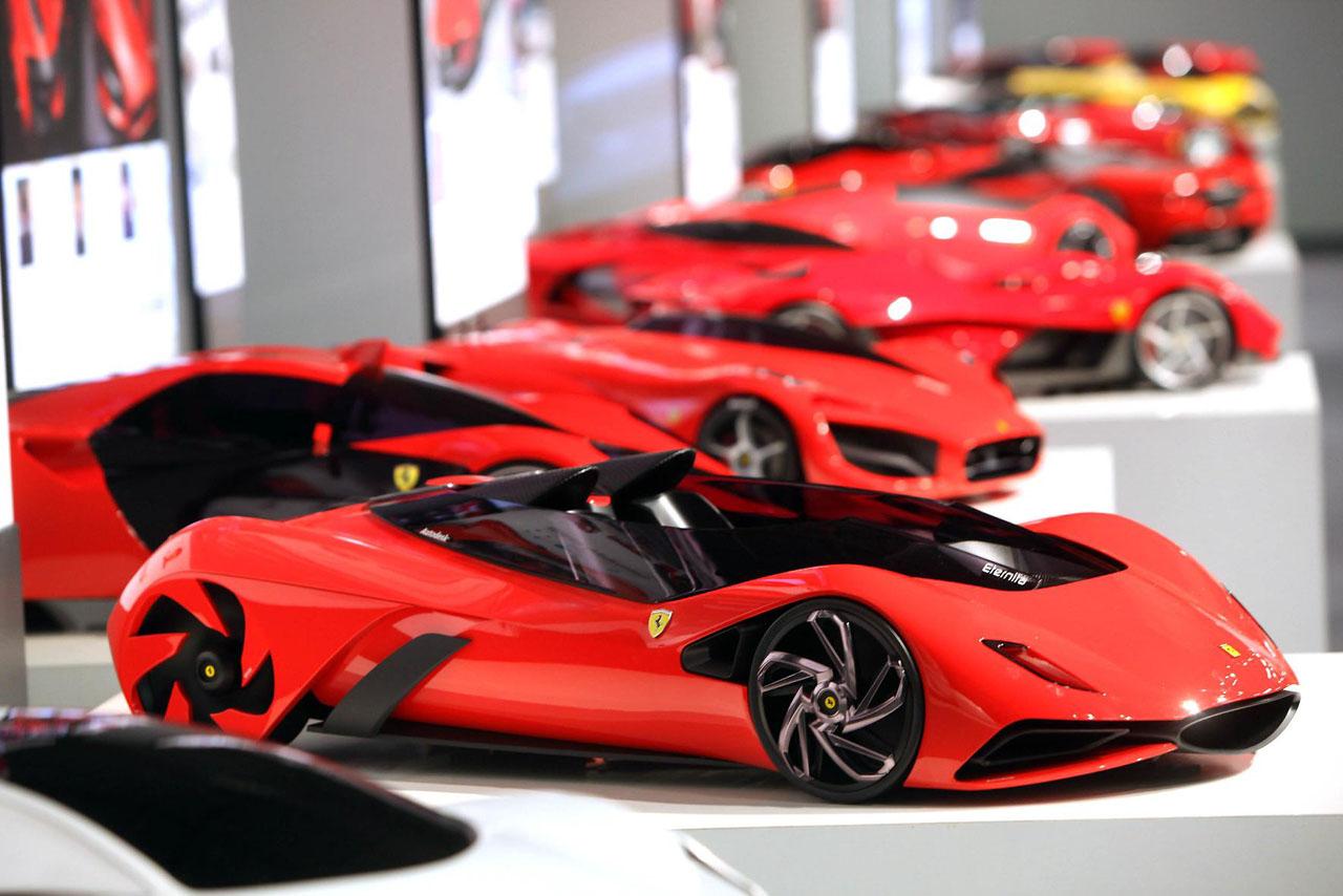 2017 Ferrari New Designs
