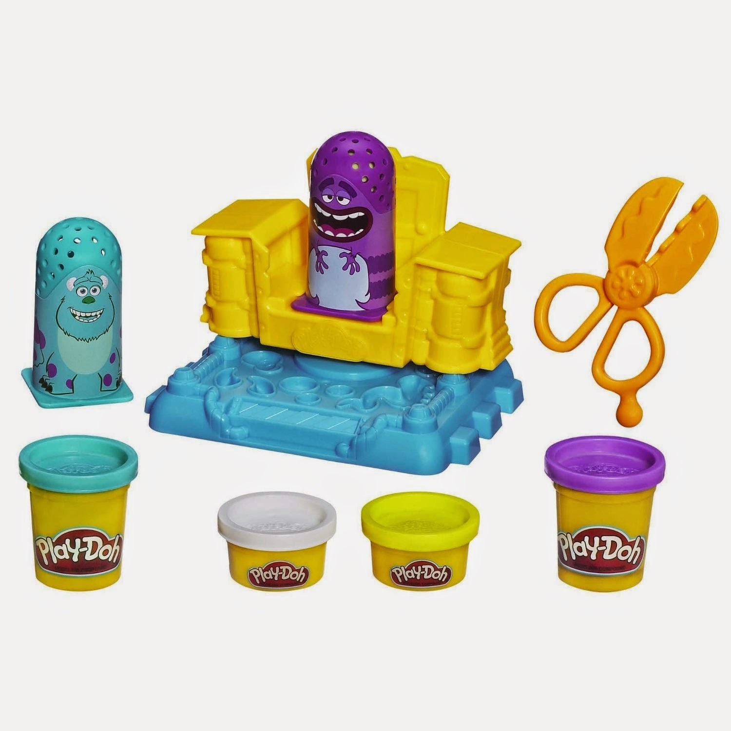Play-Doh Scare Chair Playset