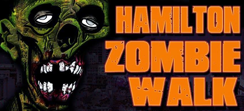 Hamilton Zombie Walk