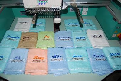 towel baner
