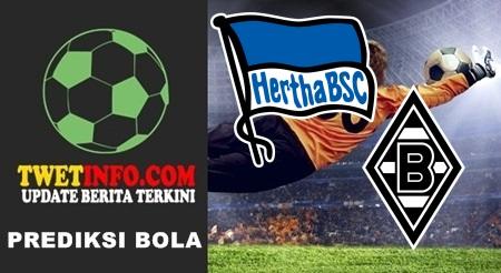 Prediksi Hertha Berlin vs gladbach