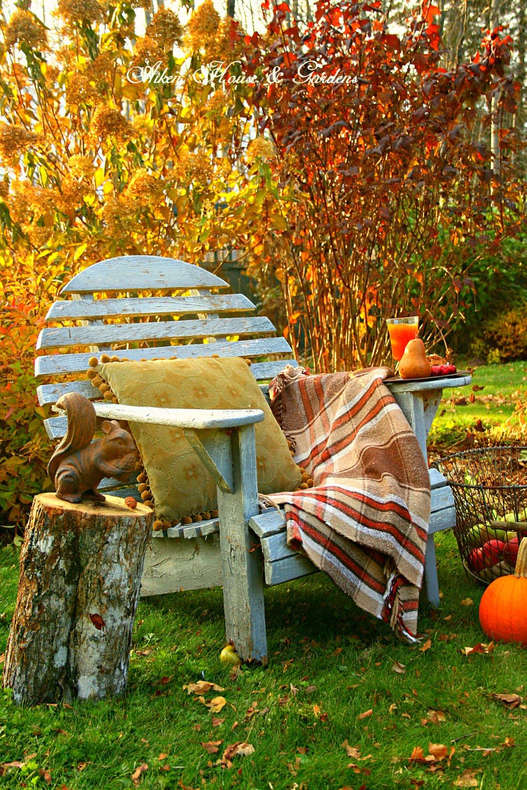 Aiken house gardens fall favs for Aiken house