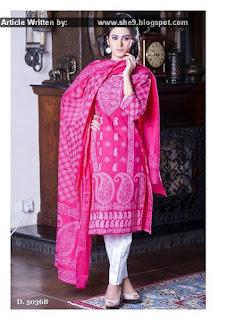 Best Lawn Dresses for Eid by Sitara Sapna