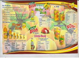 Fruit Juice In India