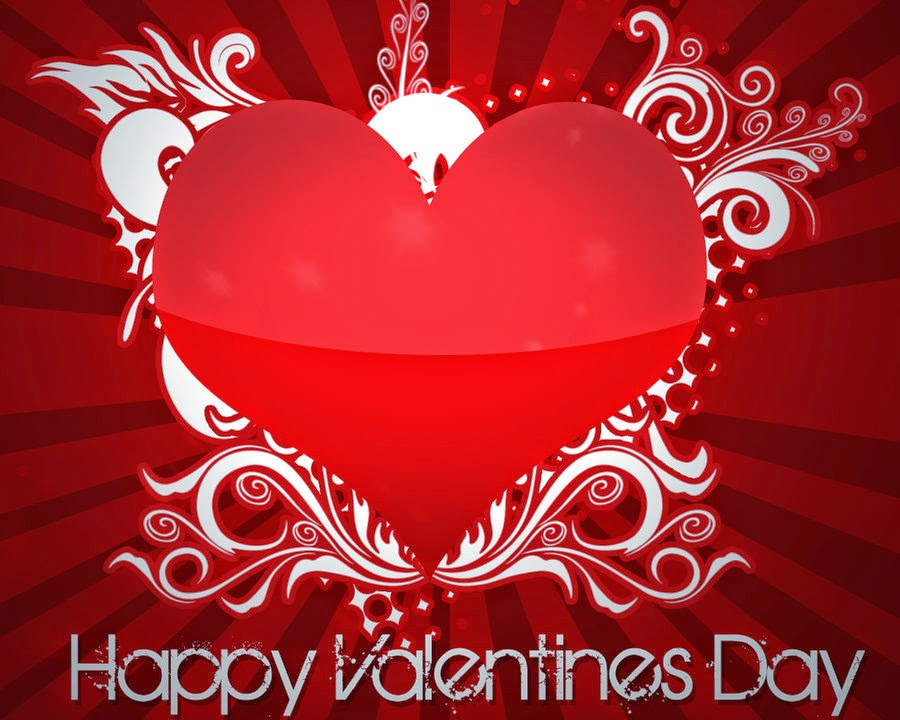 Happy Valentines Day Gifts Wallpaper