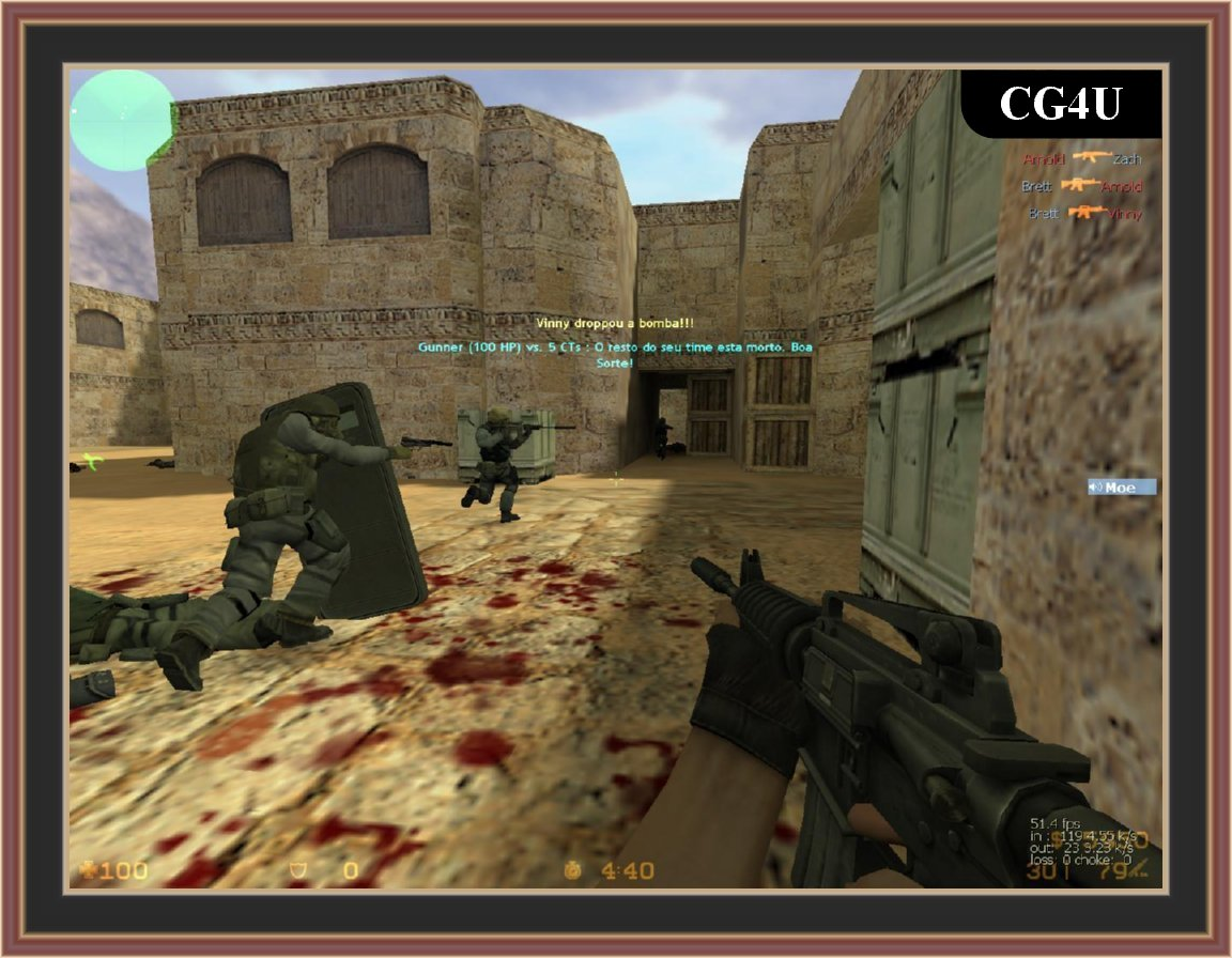 Counter Strike 1.6 (CS 1.6) ScreenShot