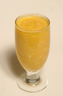 Mangoes and Banana Shake