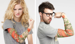 tatto sleeve shirt