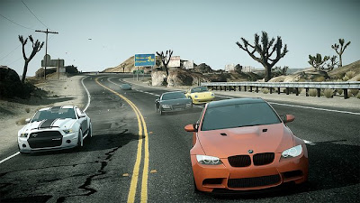 Need For Speed - The Run PC Game Screenshots 2
