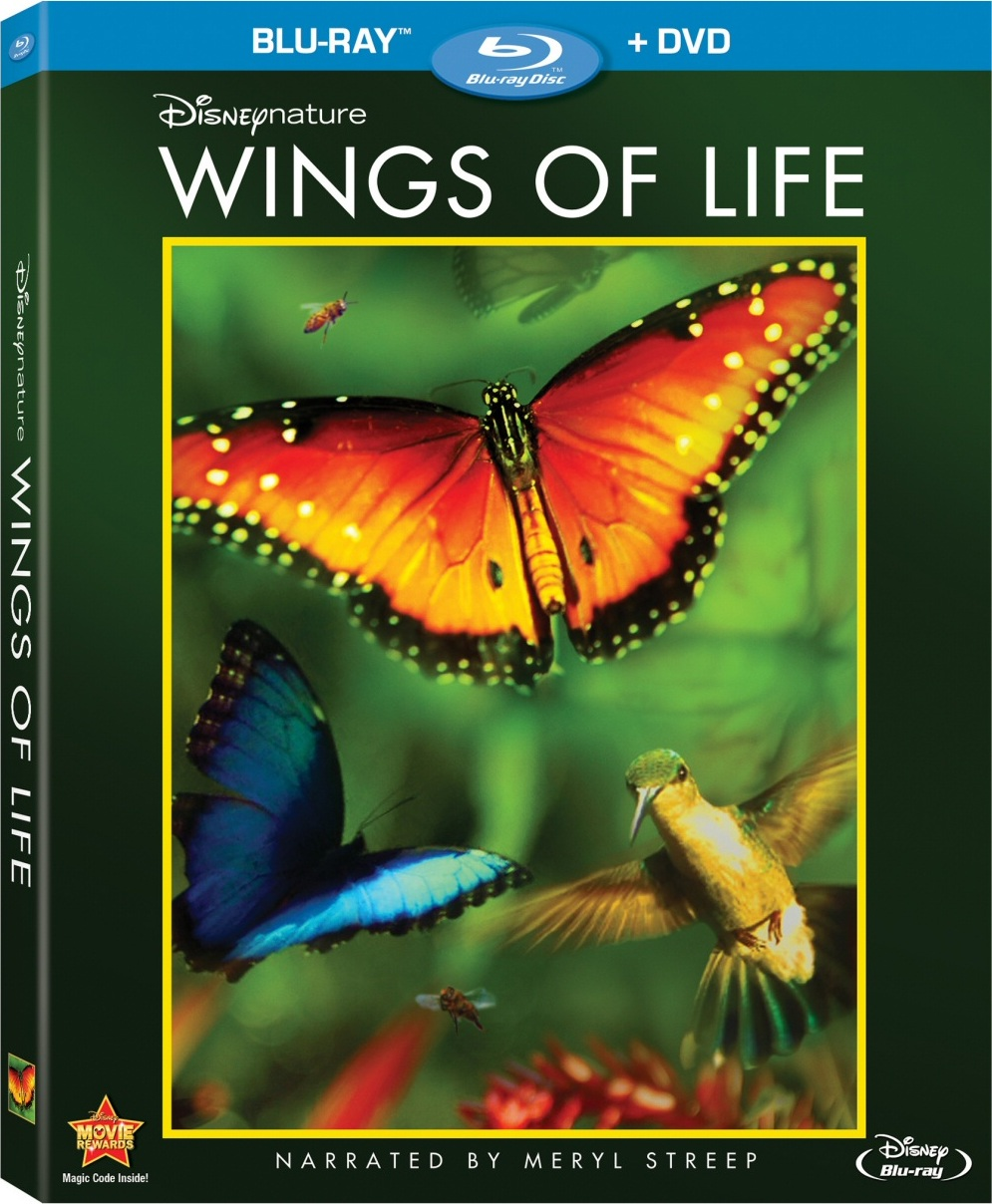 Disneynature's Wings Of Life (2013)