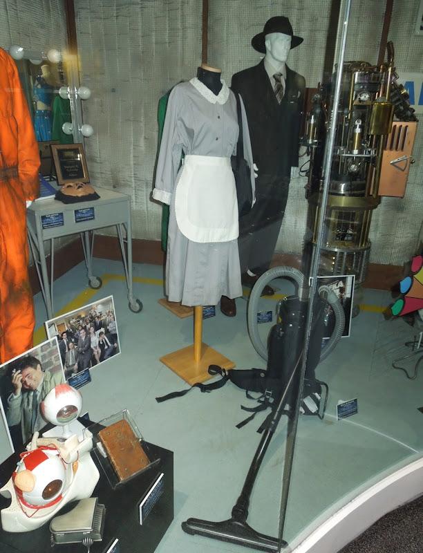 Rosario maids uniform vacuum cleaner prop Will & Grace