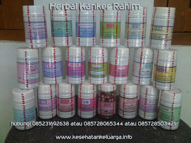 Herbal kanker rahim - keluargasehat TMP - 085231692638 atau 085728065344 atau 085728503421