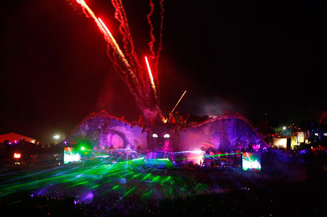 tomorrow land concert