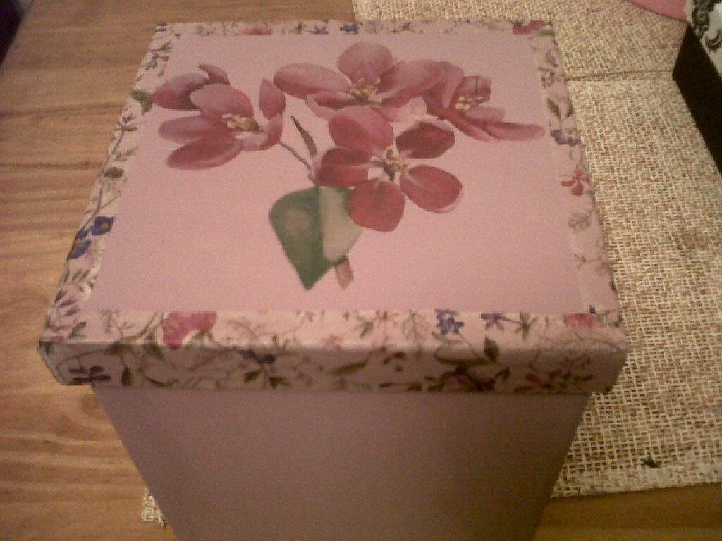 Mis cajitas y manualidades cajas decoradas - Manualidades cajas decoradas ...