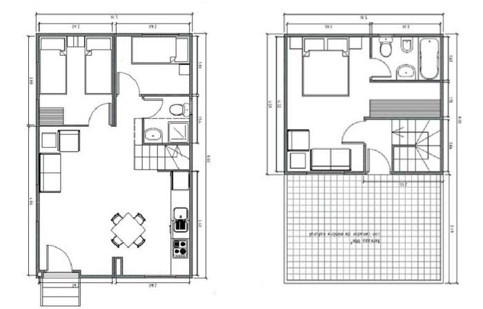 Admin planos de casas gratis part 12 - Planos casa madera ...