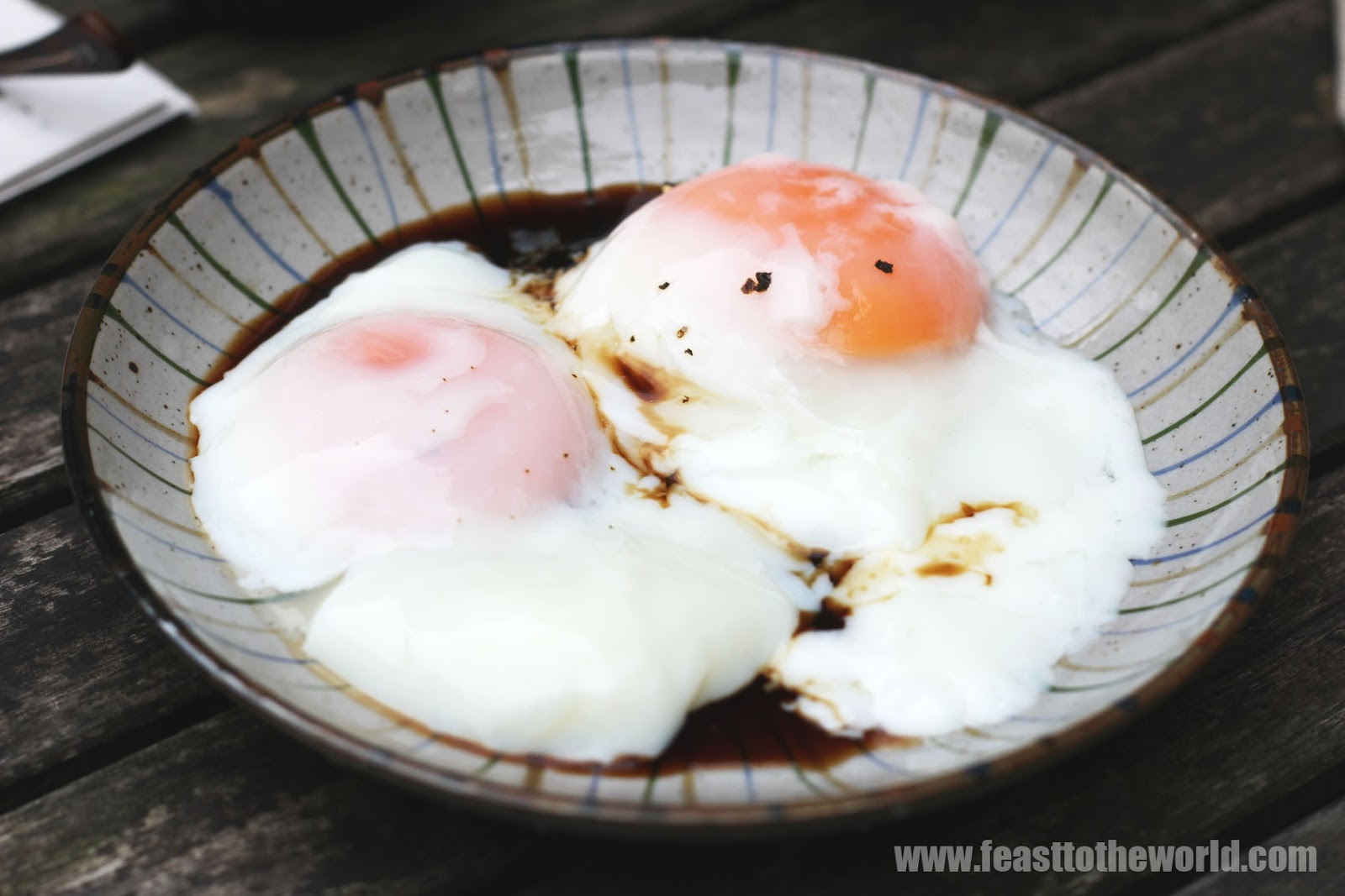 FEAST to the world: Singapore Half-Boiled Eggs - 100% Pure Egg ...
