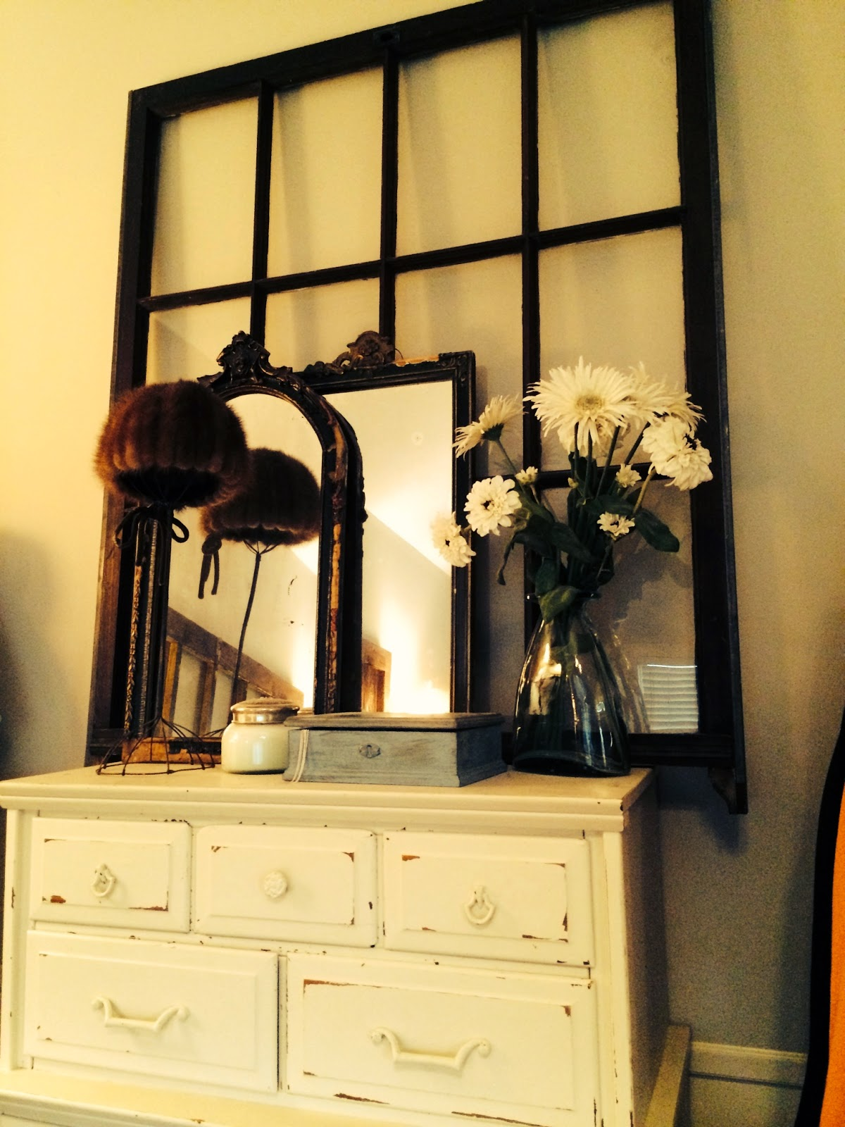 Second Hand Rose: Vintage window and door decorating ideas from ...