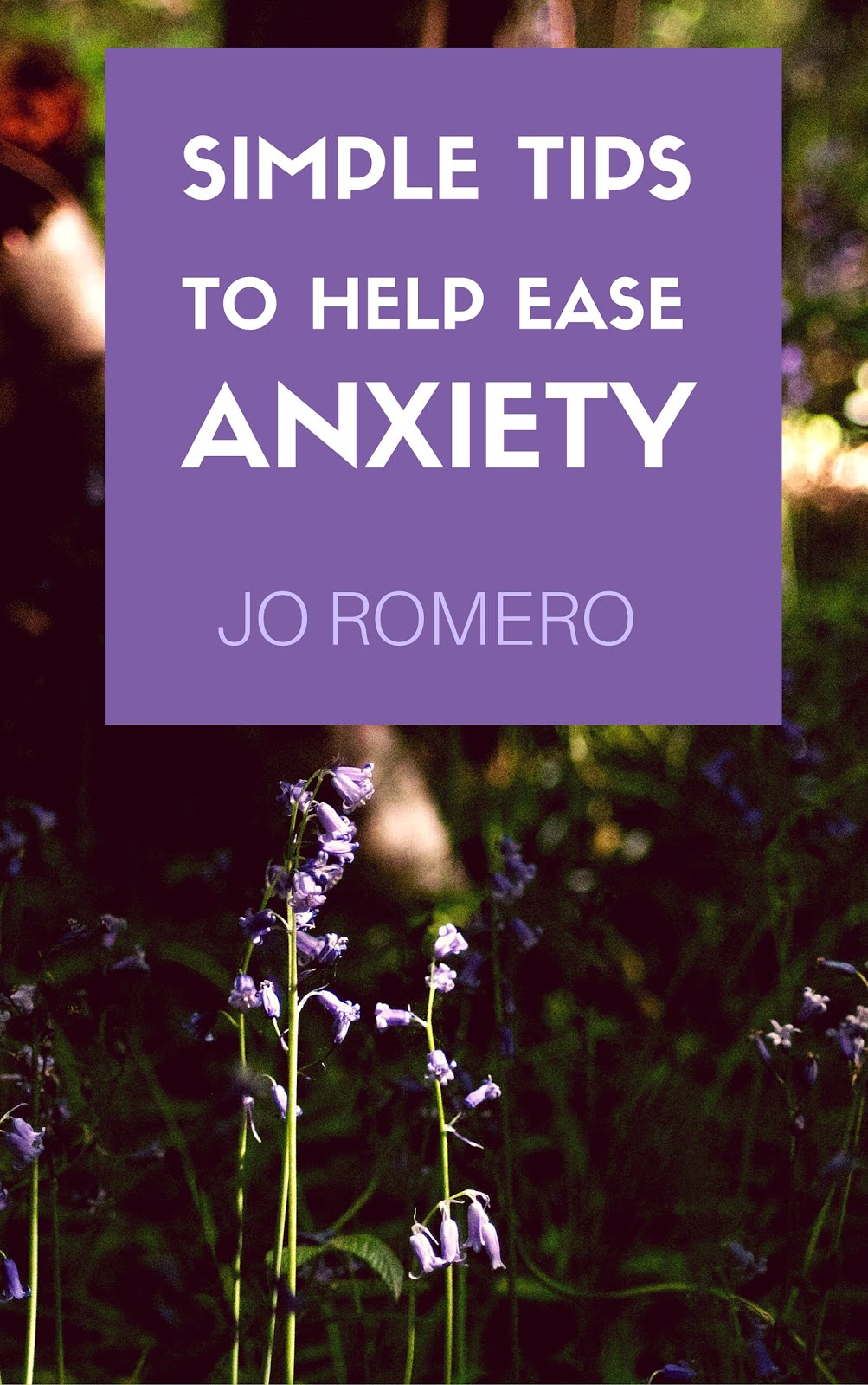 My New ANXIETY eBook