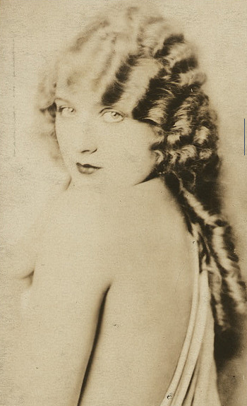 vintage portrait shirley vernon