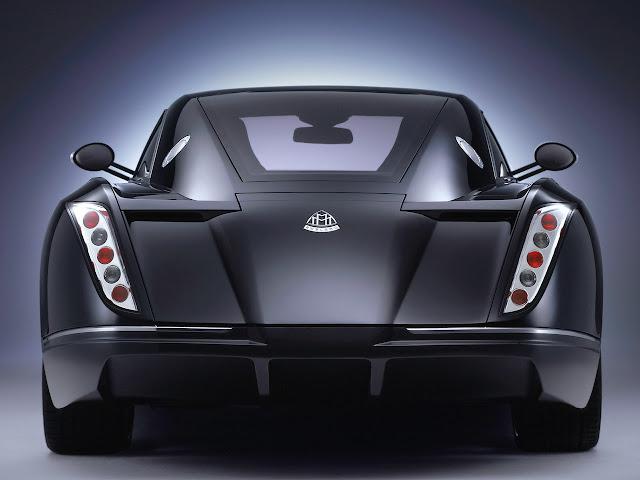 Maybach Exelero Wallpaper - Maybach Exelero V12 Biturbo | Twin turbo Supercar