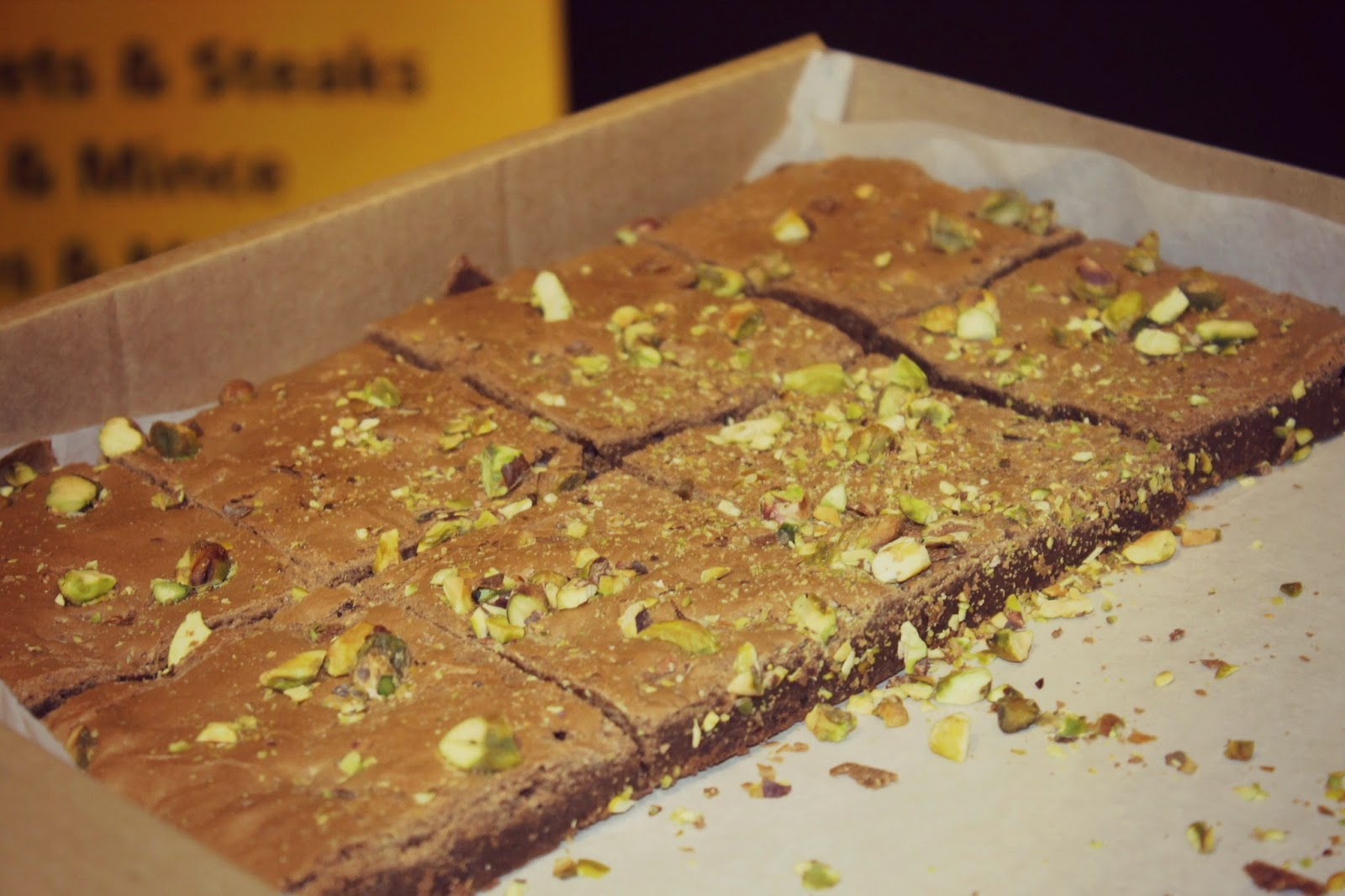 protein brownies leeds