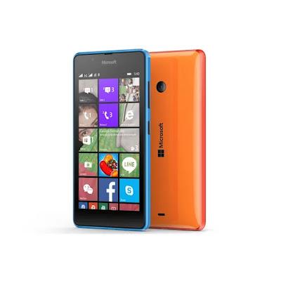 Spesifikasi Dan Harga Baru Microsoft Lumia 540 Dual Sim