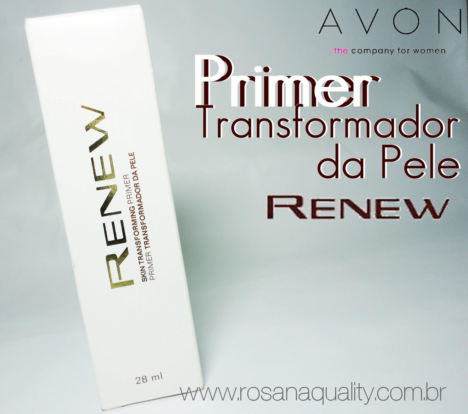 Primer Renew Avon