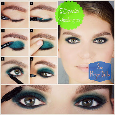 make up para noche