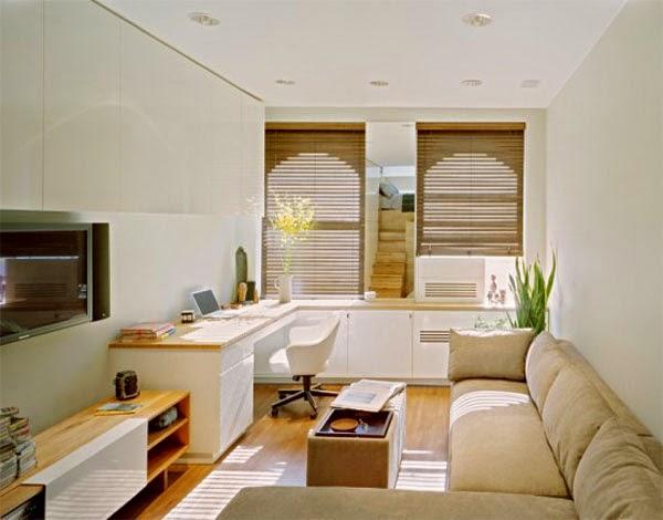 View apartemen efisien in gallery