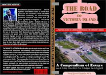 "Book: ""The road to Victoria Island"" by Suraj Tunji Oyewale"
