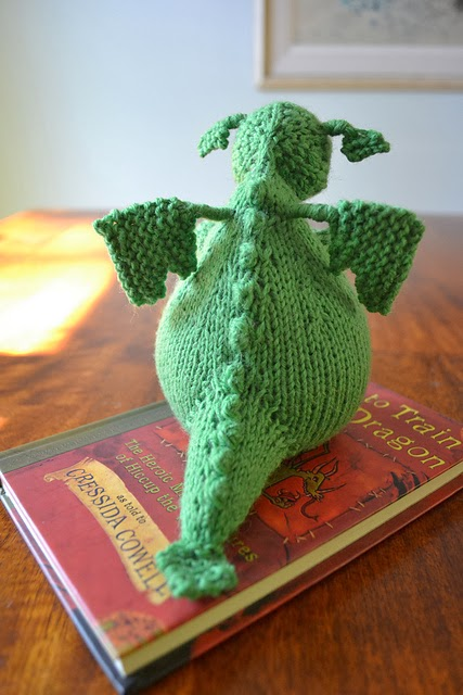 Susan B Anderson Little And Mini Dragon Now Available For