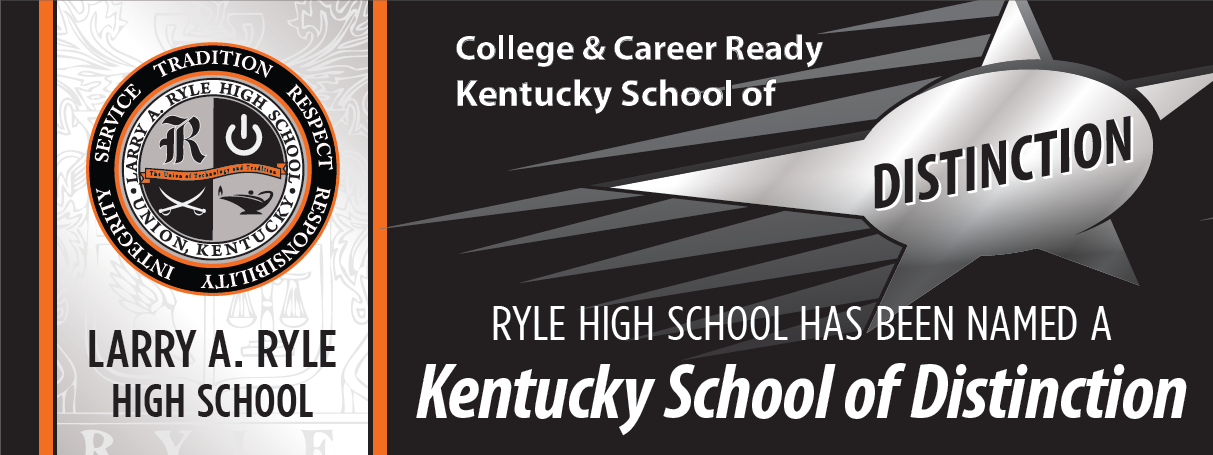 Larry A. Ryle High School - A School of Distinction