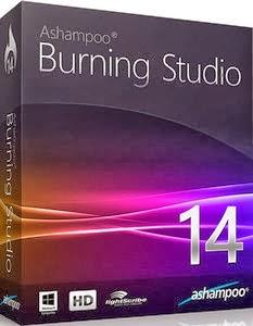 Ashampoo Burning Studio 14.0.1.12 Multilingual Including Patch