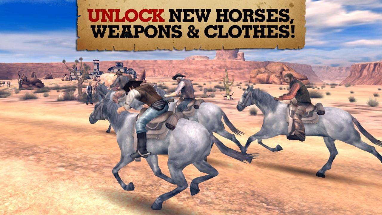 Download Six Guns 1.1.8 For Android APK+DATA OFFLINE(Multiplayer ...
