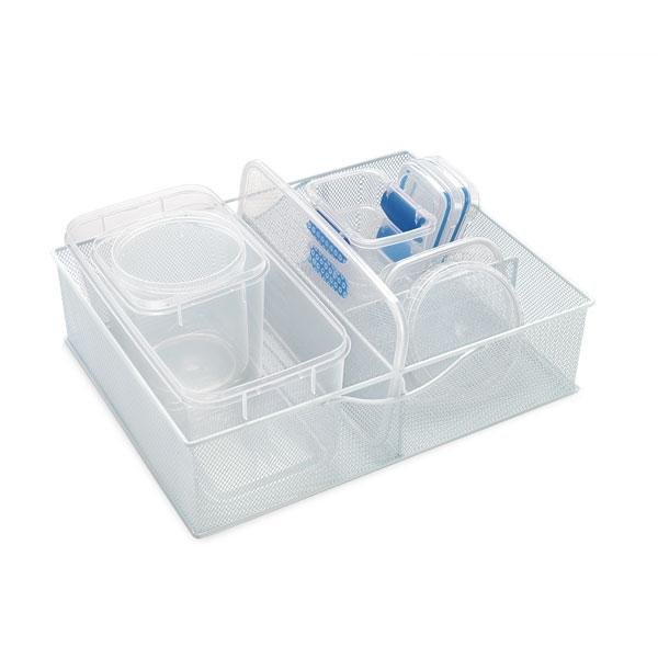 O Is For Organize.: Kitchen Cabinet Storage