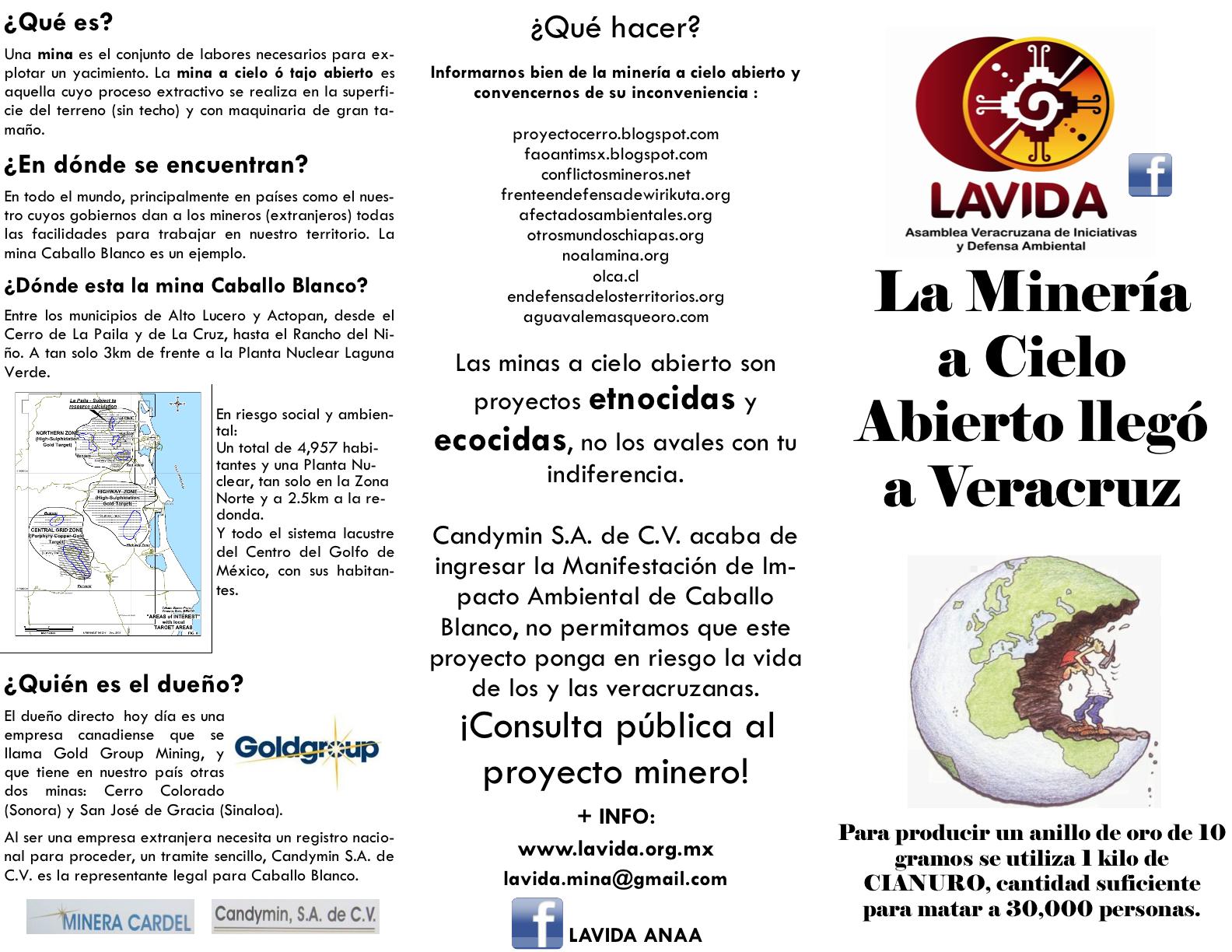 Triptico Cuidado Del Medio Ambiente Mexico   apexwallpapers.com