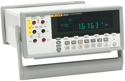 hieu chuan Fluke 8808A Digital Multimeter