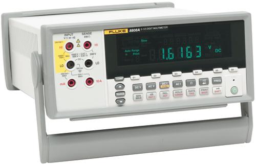 hieu chuan Fluke 8808A Digital Multimeter
