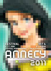 Affiche Festival Annecy 2011