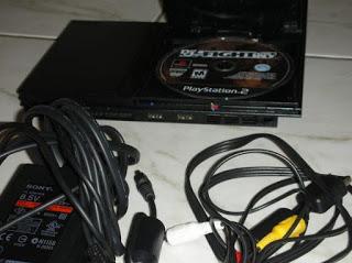 Cara Memperbaiki PS2 Slim