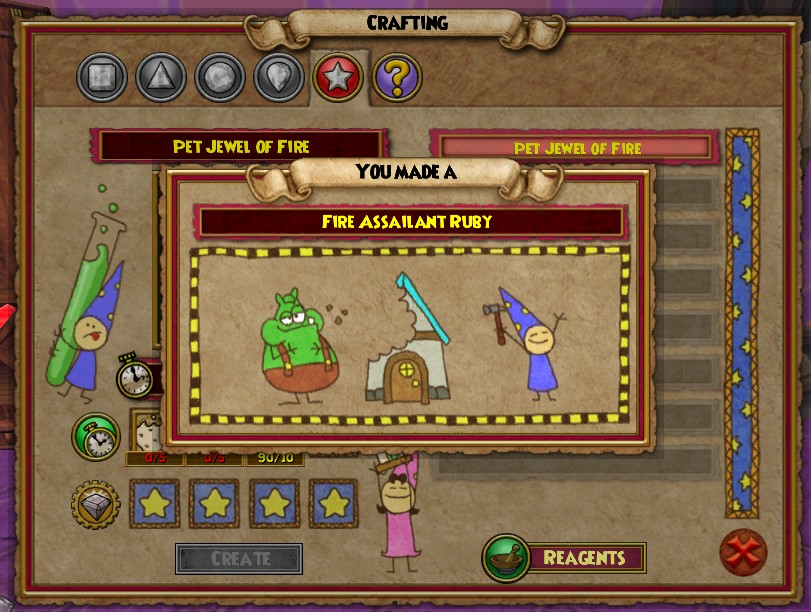 Jewels Crafting Wizard