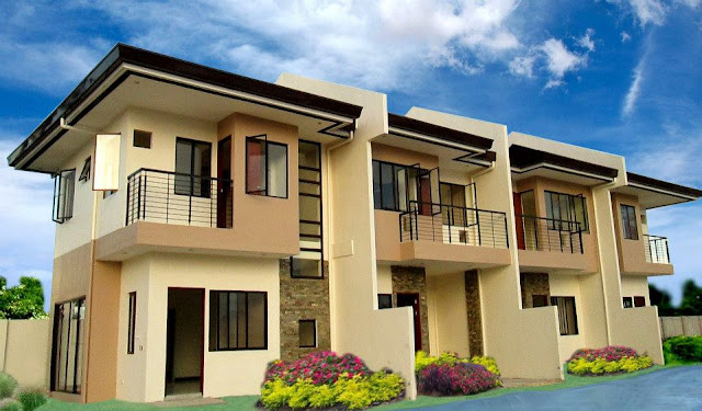 Anami homes mactan in sudtunggan basak lapu lapu for Subdivision home designs