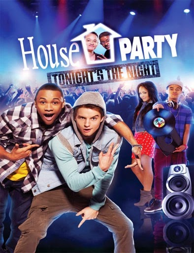 House Party Tonights the Night (2013)