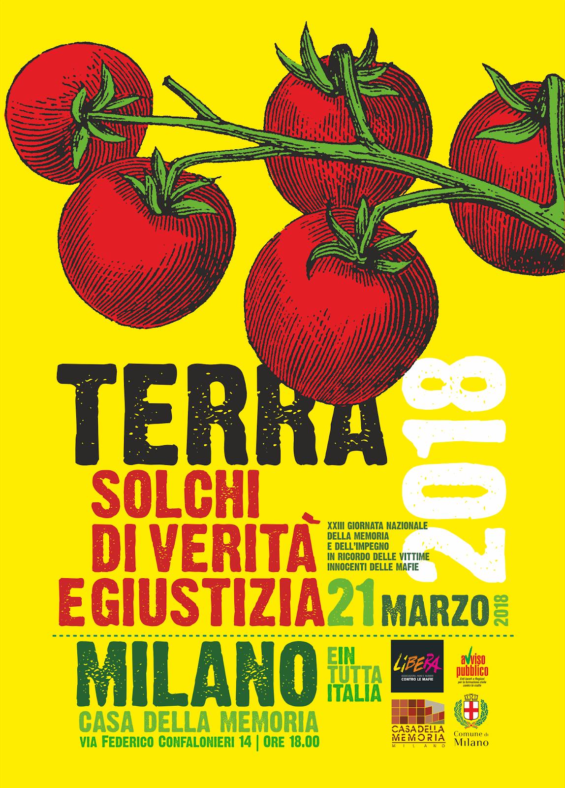 21 marzo - Milano