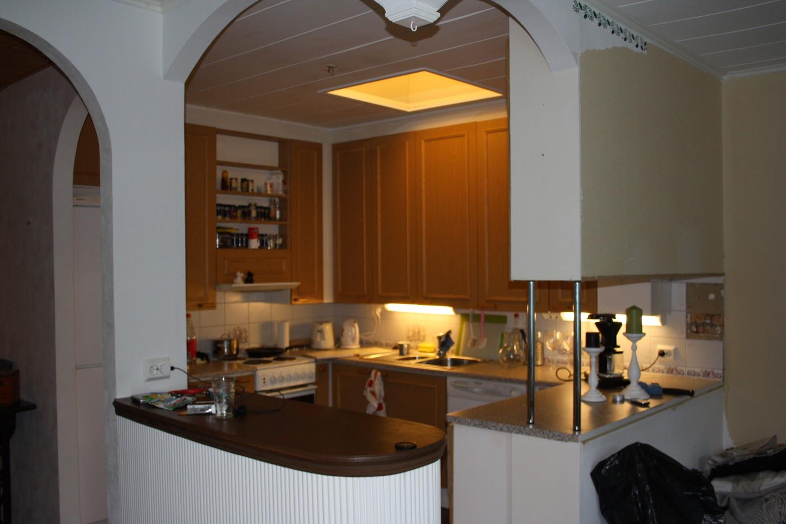 Koti Unelmaksi Unelma keittiö